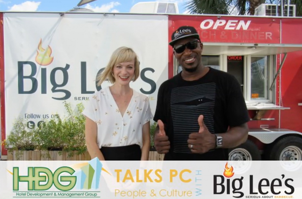 HDG Hotels talks people and culture with Big Lee's