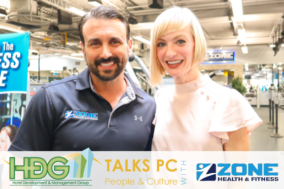 HDG Hotels Talks PC (People & Culture) with Zone Health and Fitness – Episode 3