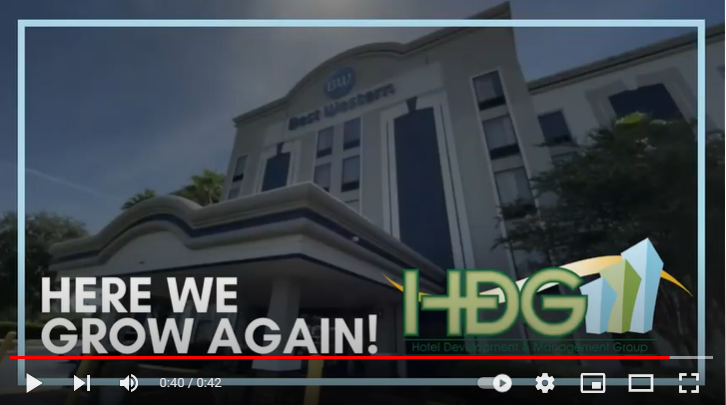 Welcome, Best Western Jacksonville, to Team HDG Hotels