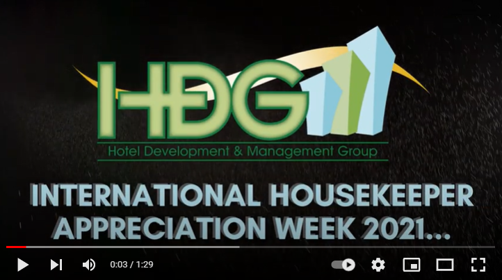 HDG Housekeepers! What's your superpower? #HousekeeperAppreciation